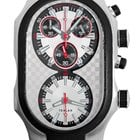 "Philip Stein ""Teslar"" Dual Time Zone Chronograph."