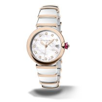 Bulgari LVCEA Ladies LU36WSPGSPGD-11 Watch