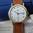Tissot 1853 18K Gold automatic box and papers