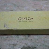 "Omega vintage watch box super rare ""precision watch"""