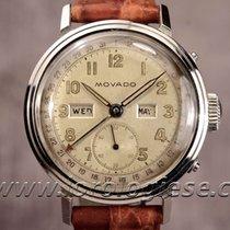 Movado Calendograf Triple Calendar Quantieme Watch Cal. 470