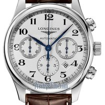 Longines Master Automatic Chronograph 42mm L2.759.4.78.3