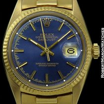 Rolex 1601 Datejust 18k Unpolished