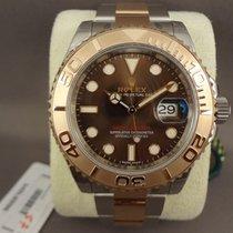 Ρολεξ (Rolex) Rolex Yacht-Master steel/pink gold 116621 / 40mm