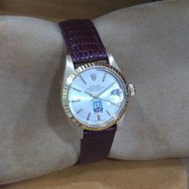 "Rolex Oyster Perpetual Ladies DateJust ""ALBILAD"" 6907"