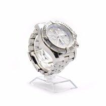 Breitling Super Avenger Custom Diamond Bezel Watch