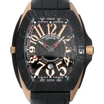 Franck Muller Conquistador Grand Prix Rose Gold 48mm 9900 SC...