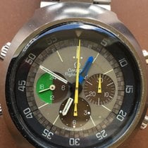 Omega Vintage Tropical Dial Flightmaster, Excellent Condition
