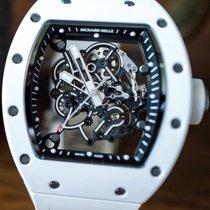 Richard Mille RM 055 Bubba Watson White
