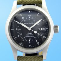 Hamilton Khaki Field Officer's Limited Edition