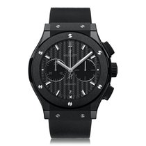 Hublot Classic Fusion Black Magic Ceramic Mens Watch 521.CM.17...