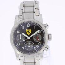 Girard Perregaux Ferrari Chronograph Carbon Dial