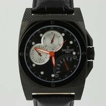 Lancaster New Lancaster Men's Watch Italian Leather Stainless...