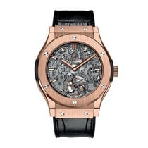 Hublot Classic Fusion Tourbillon Cathedral Minute Repeater 45mm