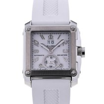 Baume & Mercier Hampton Square Diamonds