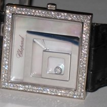 Chopard Happy Spirit 18K Solid White Gold Diamond