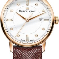 Maurice Lacroix Eliros EL1094-PVP01-150-1 Damenarmbanduhr mit...