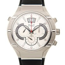 Piaget Polo Stainless Steel-titanium Silver Automatic G0A34001