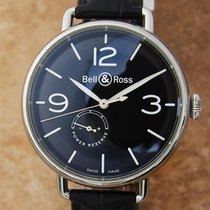 Bell & Ross WW1 Power Reserve 45mm Manual Stainless Steel...
