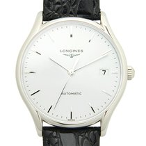 Longines Lyre Stainless Steel White Automatic L4.860.4.12.2