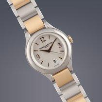 Baume & Mercier Pre-Owned  ladies Llea stainless steel and...