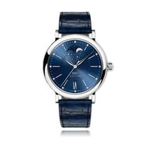 IWC Schaffhausen Portofino Automatic Stainless Steel Blue Dial...