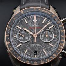 Omega Speedmaster Professional Grey Side of the Moon Meteorite
