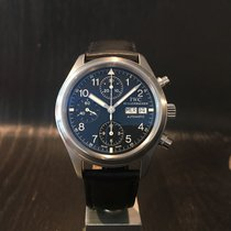 IWC - IWC Schaffhausen DER FLIEGER Chronograph Pilot - 3706 -...