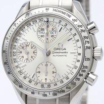オメガ (Omega) Speedmaster Triple Date Steel Automatic Watch...