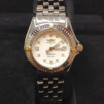 Breitling Callistino B52345 - Diamond Set - Box & Papers 2000