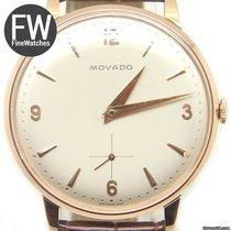 Movado Classic Gold
