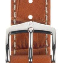 Hirsch Modena Uhrenarmband honig L 10302875-2-20 20mm