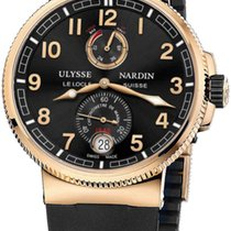 Ulysse Nardin Marine Chronometer Manufacture 43mm 1186-126-3/62