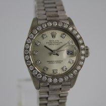 Rolex Datejust 6927 Diamant Lünette und Zifferblatt #K2780 TOP