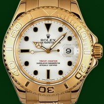 Ρολεξ (Rolex) Yachtmaster 16628 18K Yellow Gold 40mm  Box&...