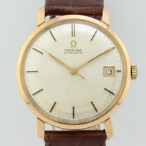 Omega Vintage Automatic Gold