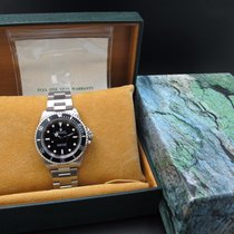 劳力士  (Rolex) SUBMARINER 14060 (Swiss Dial) with Box and Paper