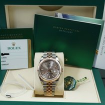 Rolex NEW  Datejust II 126331 Rose Gold, Steel, 41mm