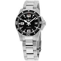 浪琴 (Longines) Hydroconquest Stainless Steel Mens Watch L33404566