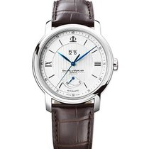 Baume & Mercier 8877 Classima Executives XL - Steel on...