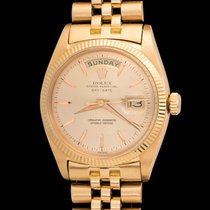 Rolex Day-date 6611b Pink Gold First Series