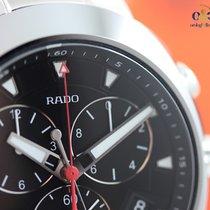 Rado D-Star Ceramos Chronograph Quartz 42mm  Black Indexes...