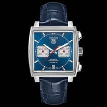TAG Heuer Monaco Calibre 12 | Automatic Chronograph | 100 M 39mm