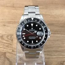Ρολεξ (Rolex) 16710 GMT Master II – 2002  – With Box