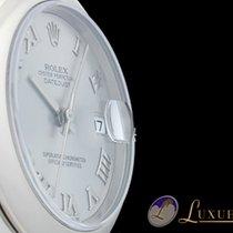 Rolex Datejust Pearlmaster 18kt Weissgold | Rhodium Dial | 34mm