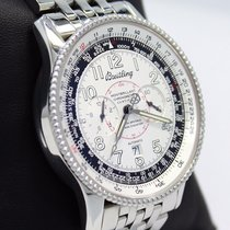 Breitling Navitimer Montbrillant A35330 Steel Special Edition...