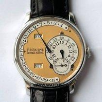 F.P.Journe Octa Calendrier Platinum Gold dial 38mm