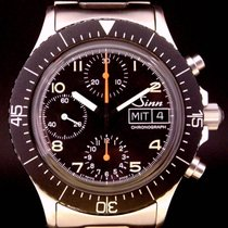 Sinn ST 256 Fliegerchronograph Automatik Inzahlungnahme möglich