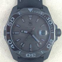TAG Heuer Aquaracer Calibre 5 Black Phantom Ref. WAY218B.FC6364
