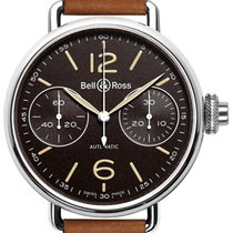 Bell & Ross Vintage WW1 WW1 Chronograph Monopoussoir Heritage